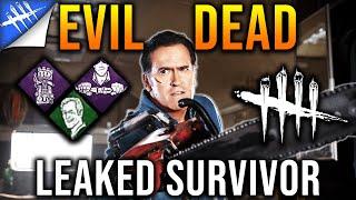 Dead By Daylight Leak Evil Dead S Ash As Survivor