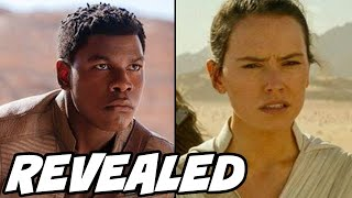 What Finn Wanted to Tell Rey REVEALED by JJ Abrams