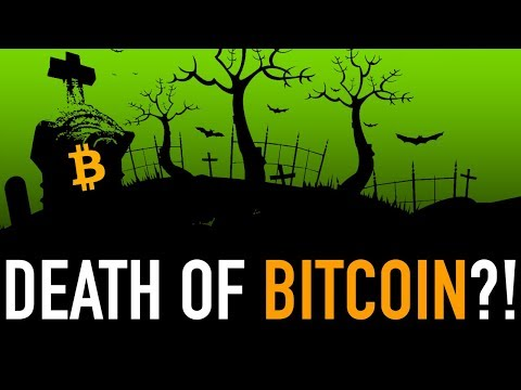 Is This The DEATH Of Bitcoin???