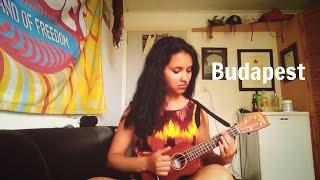 (George Ezra) Budapest - Instrumental Fingerstyle Ukulele Cover