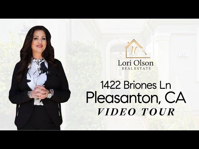 FOR SALE! 1422 Briones Ln, Pleasanton | May 2021