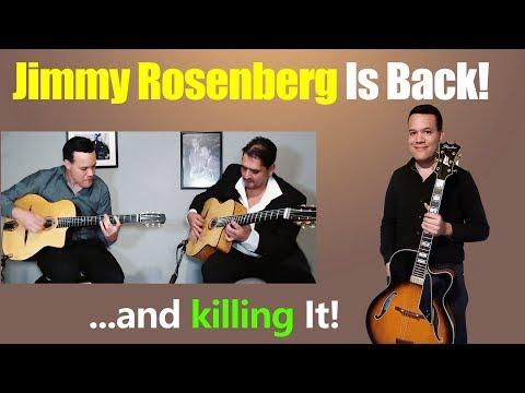 Jimmy Rosenberg Came To Visit Me!