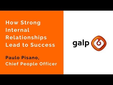 Episode #20 Paulo Pisano, Chief People Officer at Galp Energia