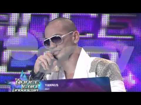 SCTV The Dance Icon Indonesia Grand Final Performance by Yannus