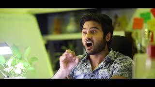 పొట్ట చెక్కలయ్యేలా నవ్వుకోండి  - Sudheer Babu Funny interview about Nannu Dochukunduvate Movie