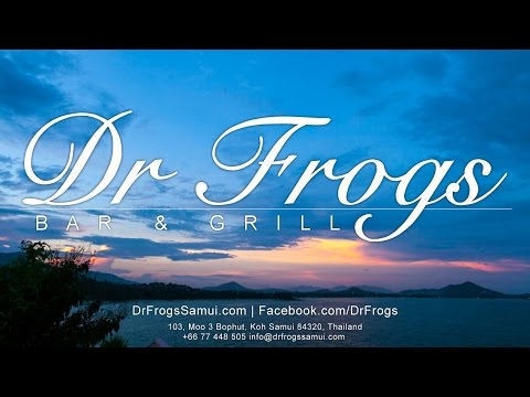 Dr. Frogs Bar & Grill | Koh Samui