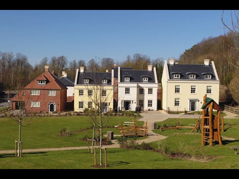 Fly Through Of Bovis Homes At Winchester Village