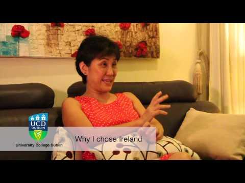 Alumni: Dr Wendy Tan (University College Dublin)