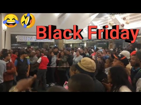 Black Friday Madness - 2018 TRY NOT TO LAUGH