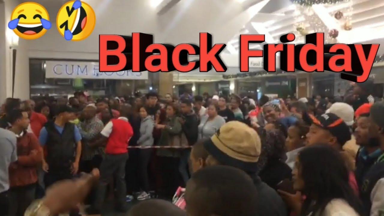 Welche Läden haben die besten schwarzen Freitag Umsatz