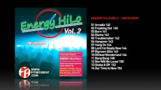 Energy Hi Lo Vol. 2 - 140/154 BPM // Fitness Beat