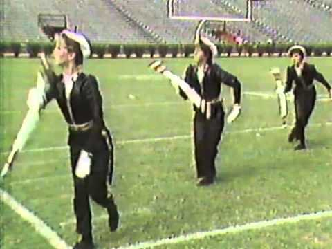 Hartsville High School Marching Band, 1985