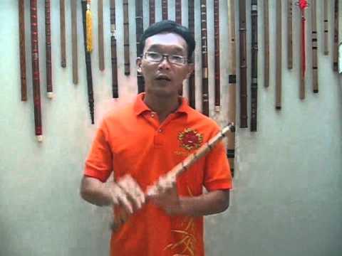 Kỹ thuật thổi âm bội - kỹ thuật sáo trúc