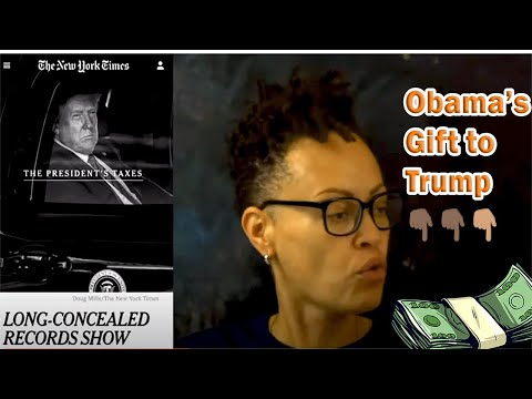 Obama's Gift to Trump