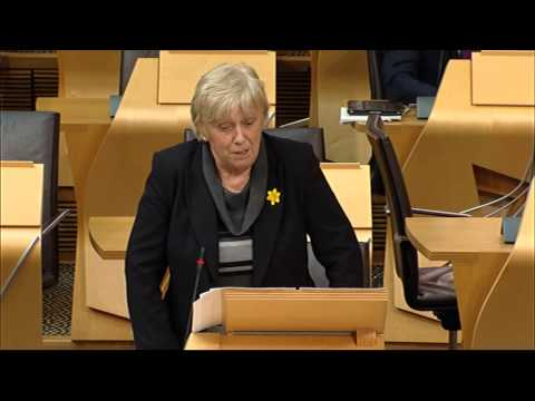 Afternoon Plenary - Scottish Parliament: 4th March 2015
