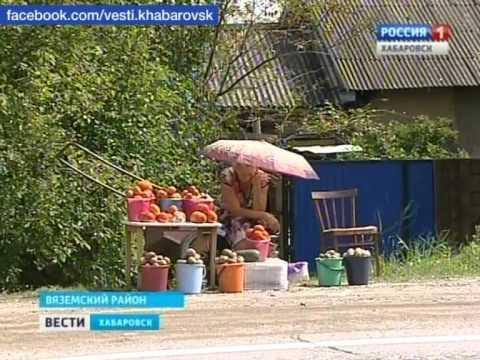 Вести-Хабаровск. Домик в деревне