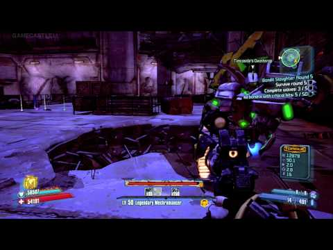Borderlands 2 | Gaige Mechromancer - BFF Build