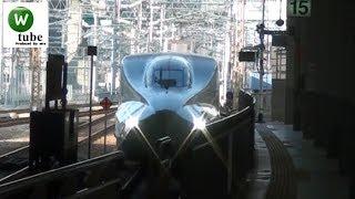 山陽・九州新幹線 N700系「さくら561号」 博多駅到着 2012年春 JR Kyushu Shinkansen