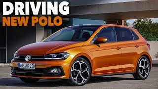 VW Polo 2018 - First Drive - Road Test 2017 Volkswagen Polo R-Line