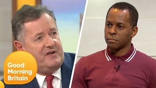 """I'm the Only Black Person Here"" Our Presenters Talk Diversity at the BAFTAs 