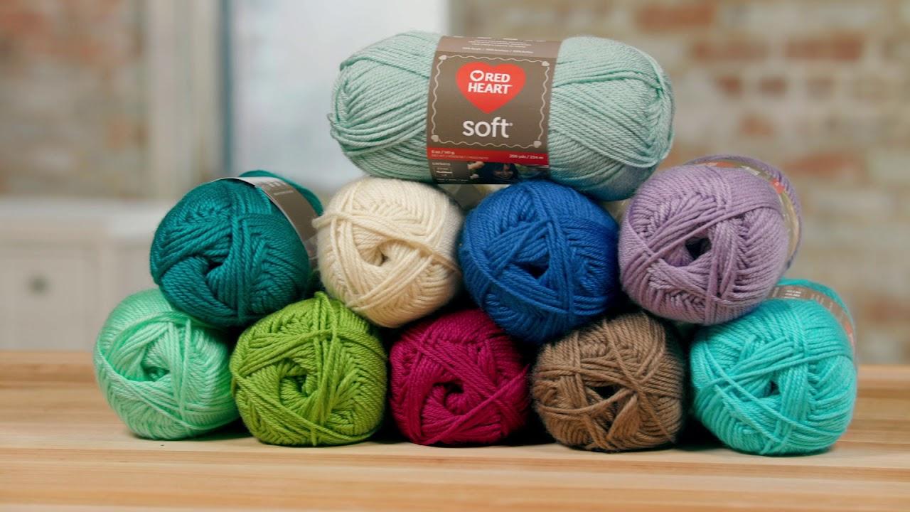 Red Heart® Soft® Yarn