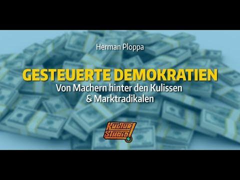 Gesteuerte Demokratien - Von Machern hinter den Kulissen & neoliberalen Schockstrategen | KT 155