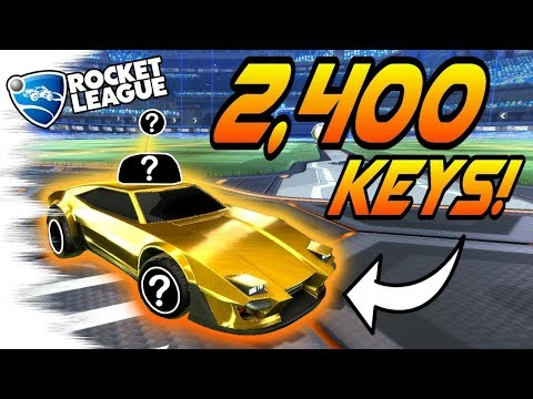 Rocket League Gameplay: $2,400 GOLD CAR! – Trading/Velocity Crate Items (Imperator DT5 Best Goals)