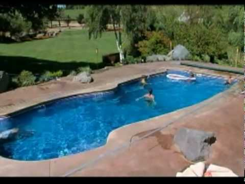 The Roloff Family gets a Viking Pool on Little People Big World