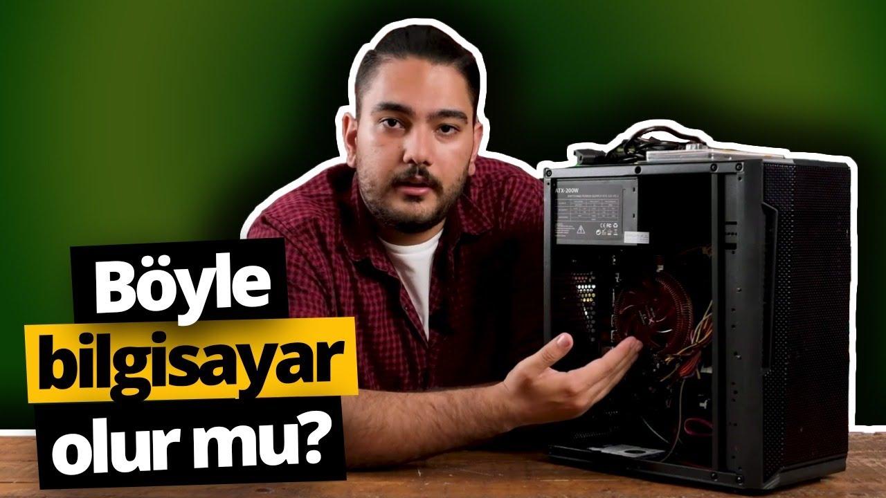 1.000 liraya bilgisayar alırsanız ne olur? (Sürpriz son)