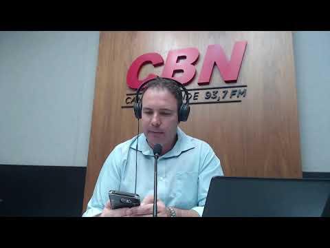 CBN Campo Grande com Ginez Cesar e Ingrid Rocha - (19/02/2020)