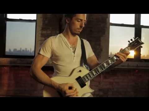 Dead To Fall Major Rager ESP Guitar Play Through Phillip Merriman