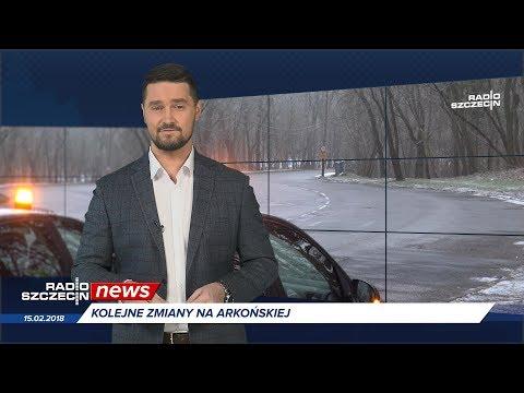 RADIO SZCZECIN NEWS - 15.02.2018