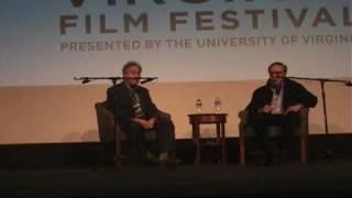 Peter Bogdanovich at 2010 Va. Film Festival - Part IV
