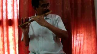 pankh hote to ud aati re flute