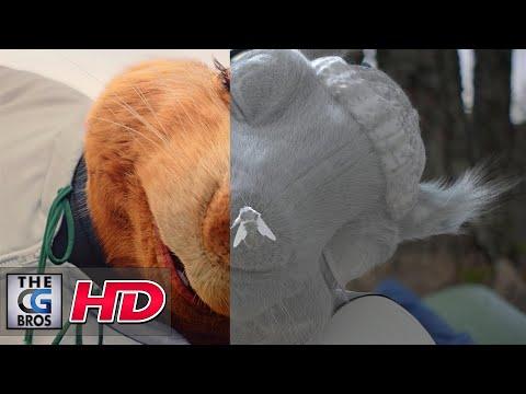 """CGI & VFX Breakdowns: """"Serla Karhunkierros"""" - by Troll VFX"""