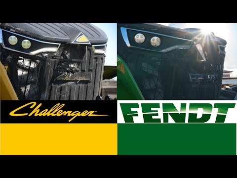 Challenger 1000 Series or Fendt 1000 Vario Series ? | TractorLab