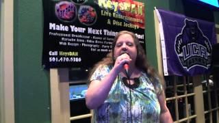 Candace Ware Pontoon {Karaoke by KeysDAN}