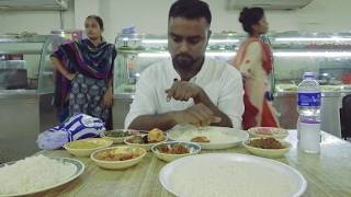 Women Waiter Serving Food | Best Home Made Food