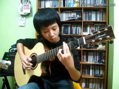 Christmas Carol) We Wish You A Merry Christmas   Sungha Jung Acoustic Tabs Guitar Pro 6