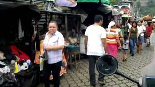 Mercato di Nahuizalco ( El Salvador)