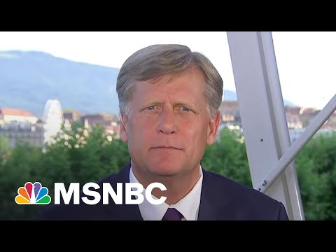 Amb. McFaul: Biden Has To 'Rebut A Lot Of What About-ism' From Putin