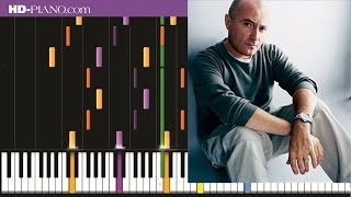 How to play Phil Collins Easy lover   Piano tutotial  100% speed