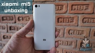 Xiaomi Mi 5 Unboxing and Quick Look - White 32 GB - iGyaan