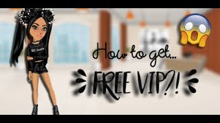 How to get FREE Vip // Msp
