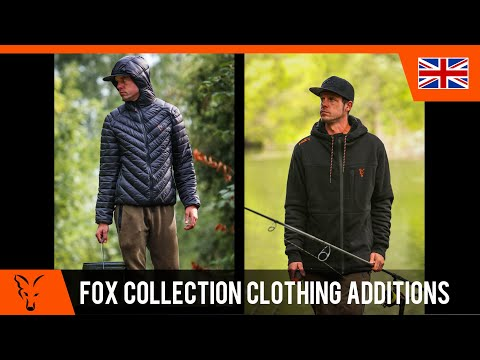 ***CARP FISHING TV*** Fox Collection Clothing