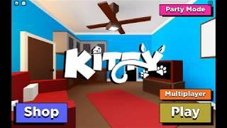 JuGaNdO a Kitty Con MI AMIGA! NOS ESCAPAREMOS? En Kitty- Roblox.