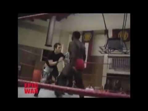 Willie Mack/Eric Watts v Bo Cooper/Johnny Saovi