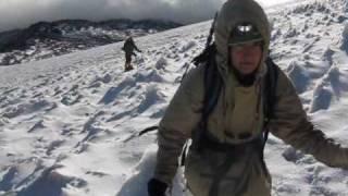 Glaciar de Jamapa - Pico de Orizaba