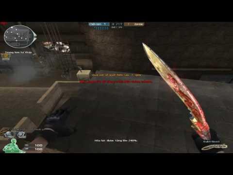 [CFVN Test] Bình Đức vs 3Z chaos Dragon In Zombie V4