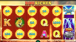 👑 Roo Riches Lightning Bet Big Win 💰 A Slot By iSoftbet.